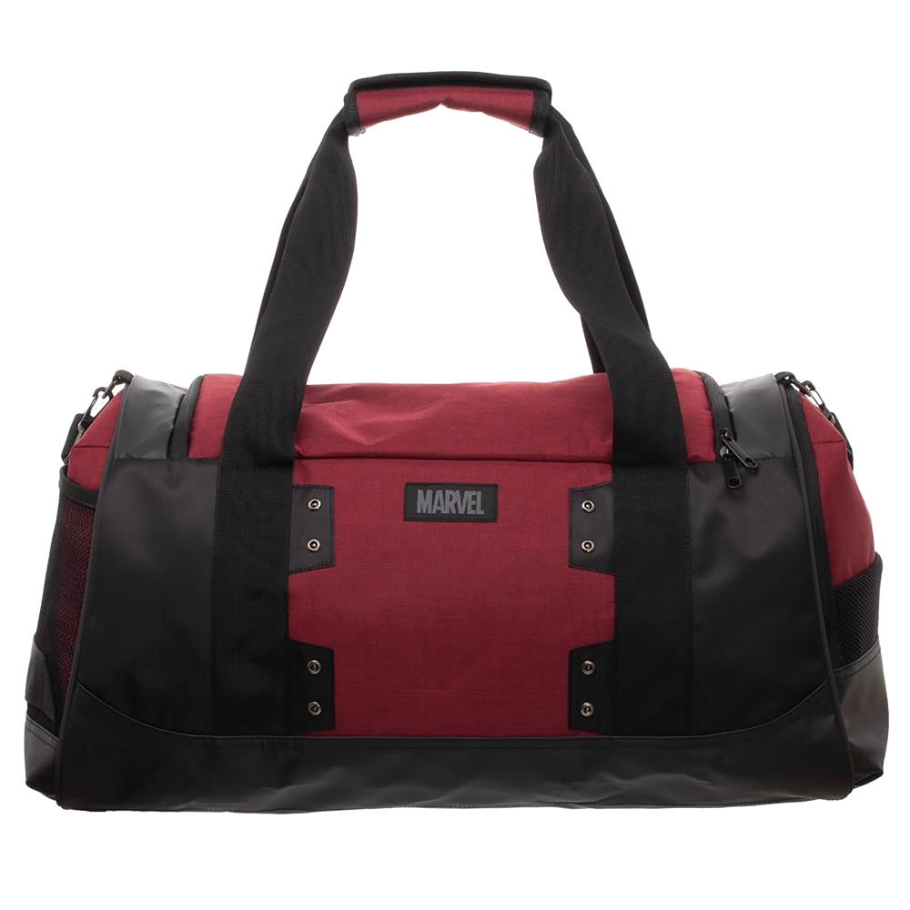 Marvel Suit Up Dufflebag: Deadpool  - Bioworld Merchandising