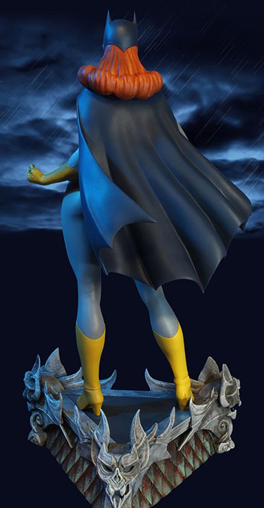 DC Heroes Super Powers Maquette: Batgirl  -
