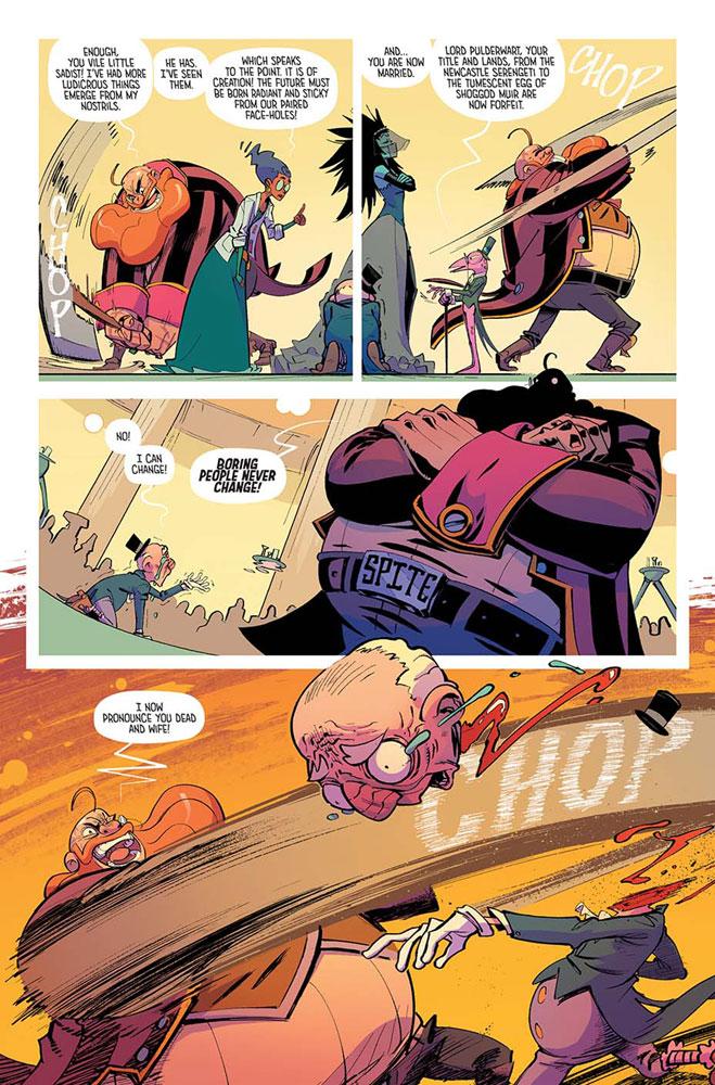 Ludocrats #1  [2020] - Image Comics