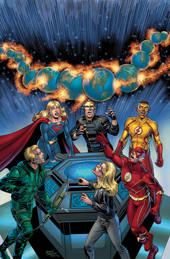 Crisis on Infinite Earths: Arrowverse Deluxe Edition
