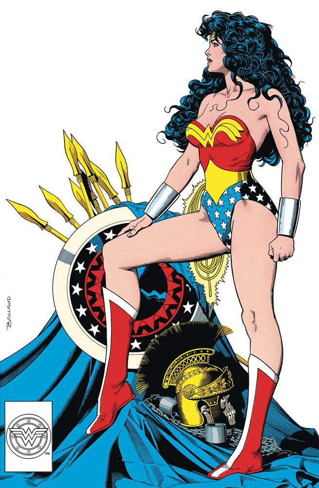 Wonder Woman: The Last True Hero Book One