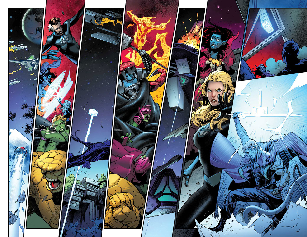 Empyre #1  [2020] - Marvel Comics