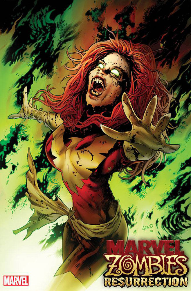 Marvel Zombies: Resurrection #1 (variant cover - Hans) - Westfield Comics