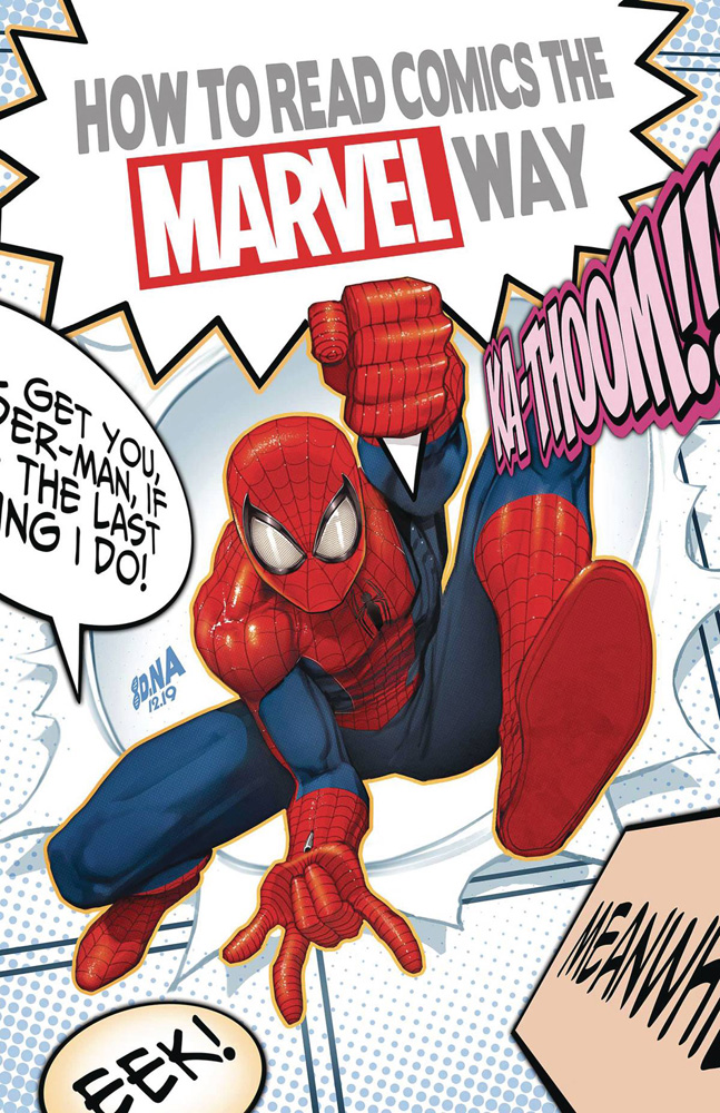 How to Read Comics the Marvel Way