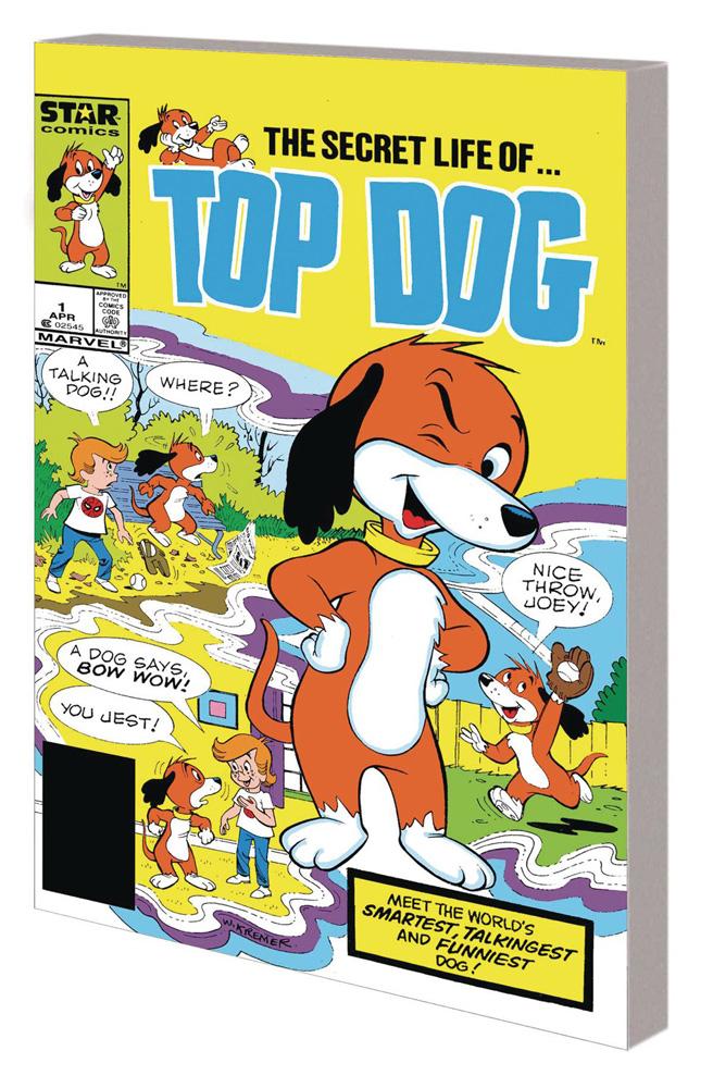 Secret Life of Top Dog