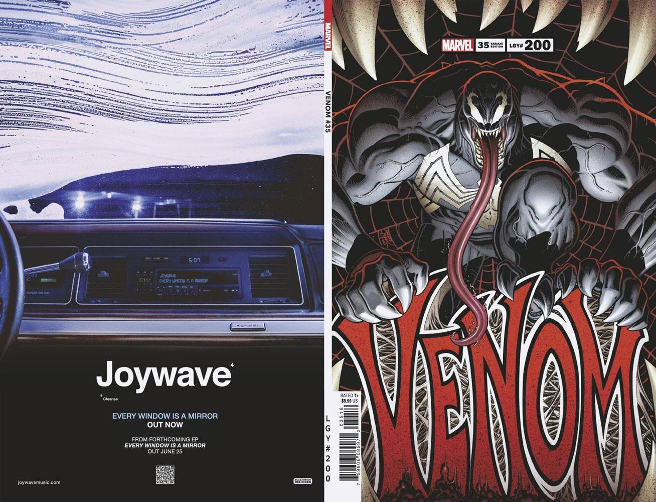 Venom #35 (200th issue) (variant cover - Arthur Adams) - Marvel Comics