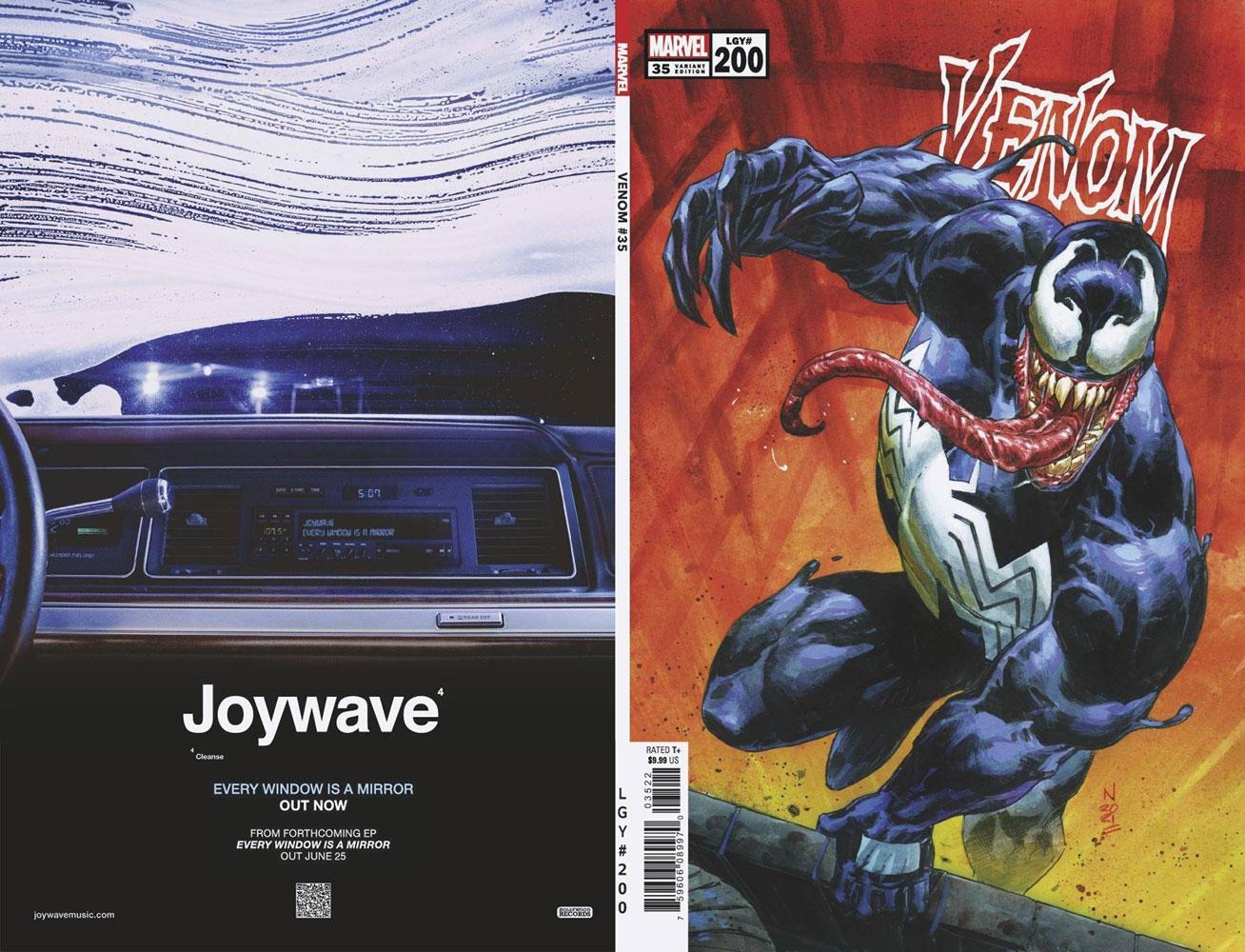 Venom #35 (200th issue) (variant cover - Nic Klein) - Marvel Comics