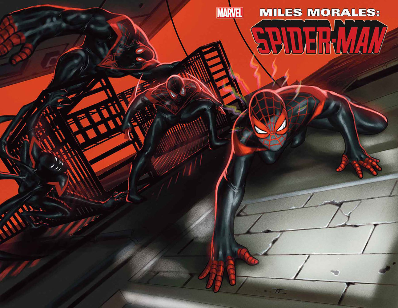 Miles Morales: Spider-Man #25 - Marvel Comics