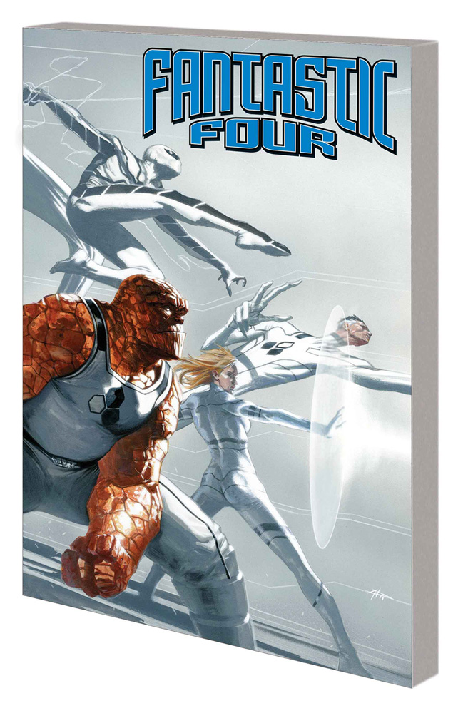 Image: Fantastic Four by Hickman Complete Collection Vol. 03 SC  - Marvel Comics