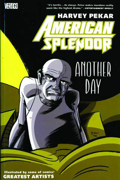 Image: American Splendor: Another Day SC  - DC Comics