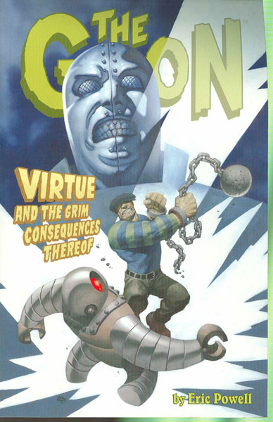 Image: Goon Vol. 04: My Virtue & Grim Consequences SC  -
