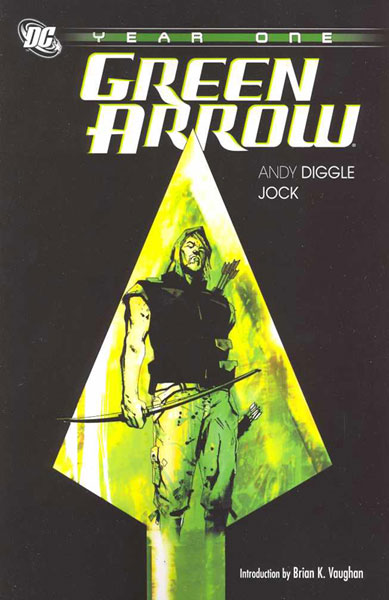 Image: Green Arrow Year One SC  - DC Comics
