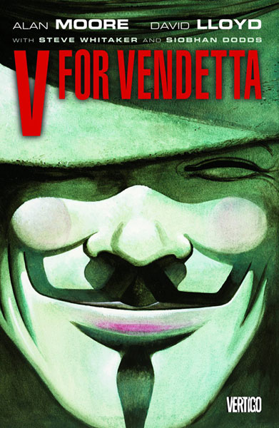 Image: Absolute V for Vendetta HC  - DC-Vertigo