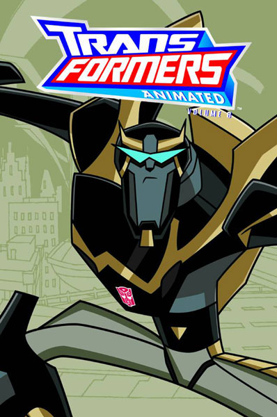 Image: Transformers Animated Vol. 08 SC  - IDW Publishing