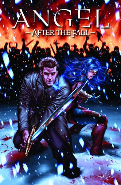 Image: Angel After the Fall Vol. 03 HC  - IDW Publishing