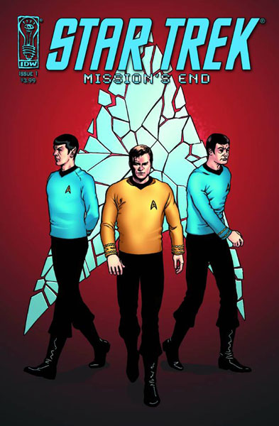 Image: Star Trek: Missions End #1 - IDW Publishing