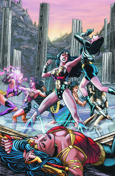 Image: Wonder Woman #609 - DC Comics