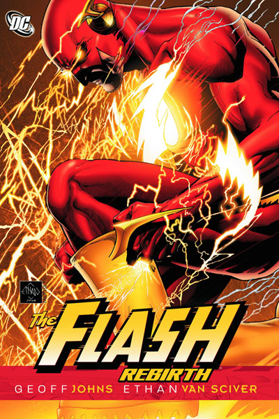 Image: Flash: Rebirth SC  - DC Comics