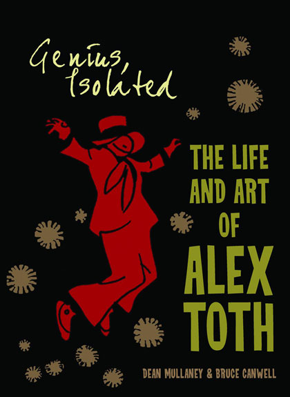 Image: Genius, Isolated: The Life and Art of Alex Toth Vol. 01 HC  - IDW Publishing