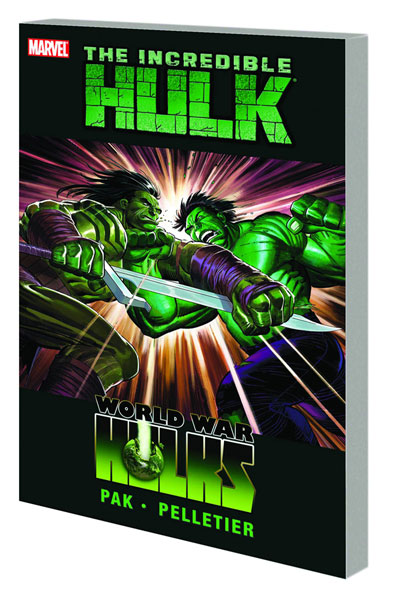 Image: Incredible Hulk Vol. 03: World War Hulks SC  - Marvel Comics