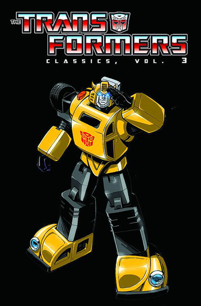 Image: Transformers Classics Vol. 03 SC  - IDW Publishing