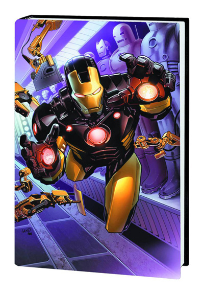 Image: Iron Man Vol. 01: Believe HC  - Marvel Comics