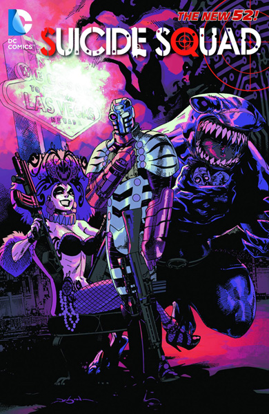 Image: Suicide Squad Vol. 04: Discipline and Punish SC  (N52) - DC Comics