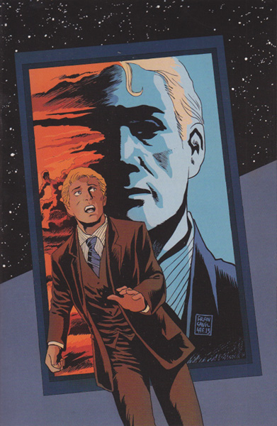 Image: Twilight Zone #3 (50-copy incentive cover - Francavilla Virgin) - Dynamite