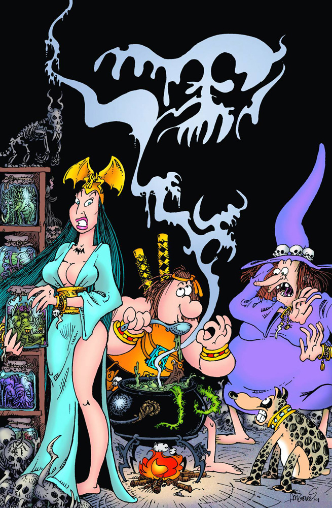 Image: Groo: Friends and Foes #3 - Dark Horse Comics