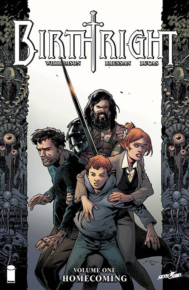 Image: Birthright Vol. 01: Homecoming SC  - Image Comics