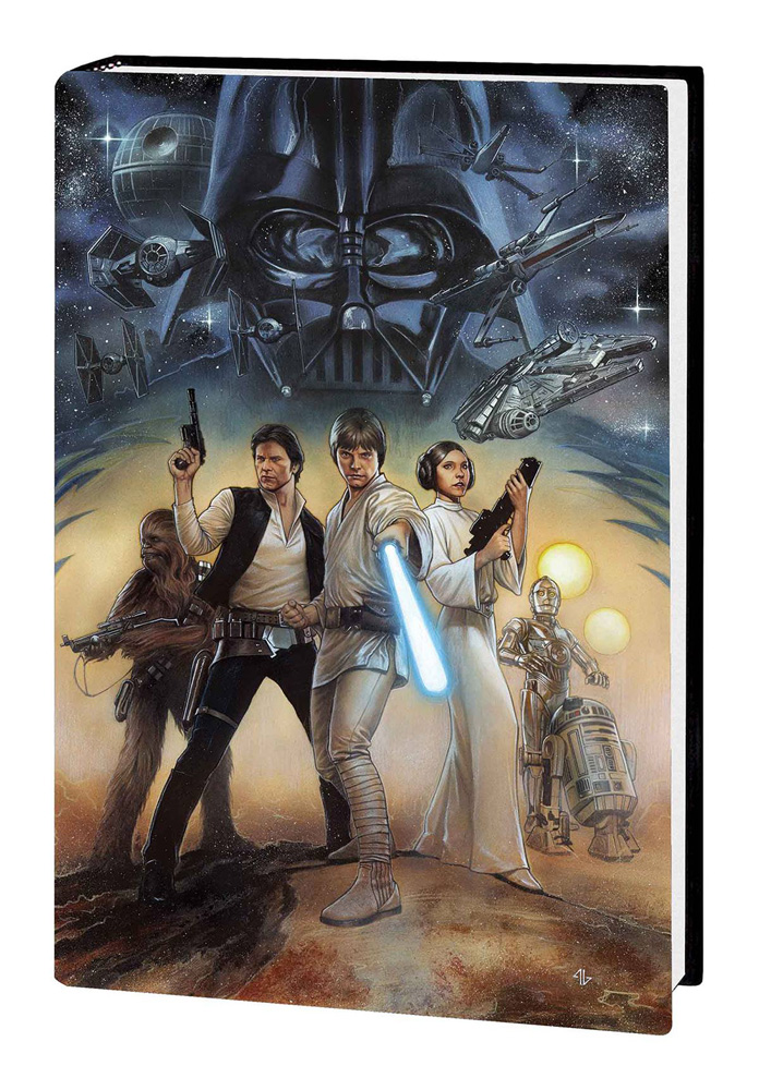 Star Wars Episode Iv A New Hope Hc Westfield Comics