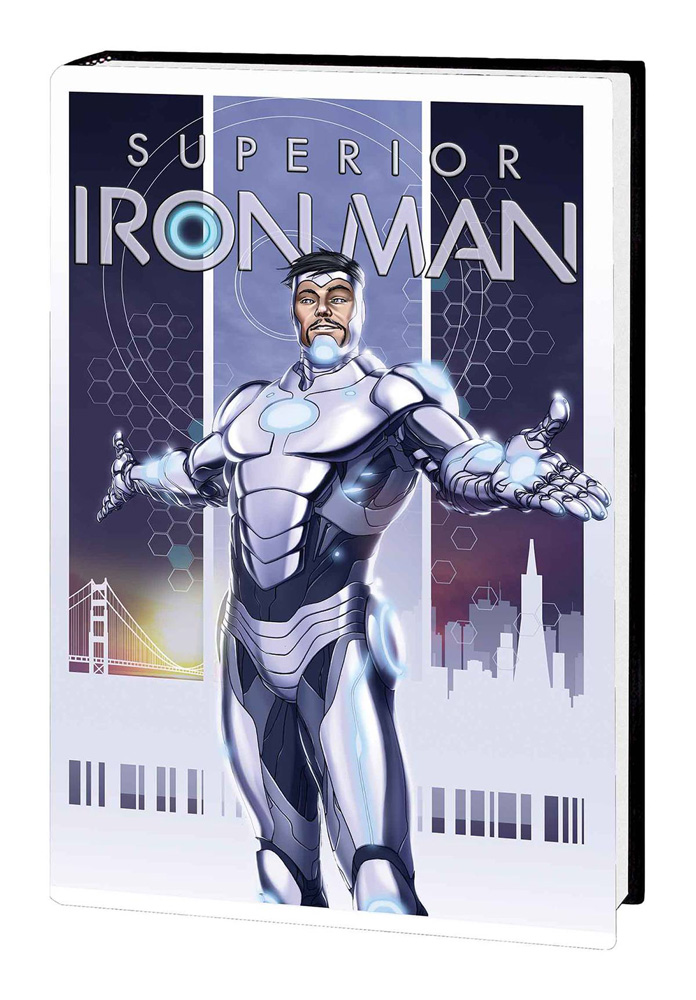 Image: Superior Iron Man Vol. 01: Infamous HC  - Marvel Comics