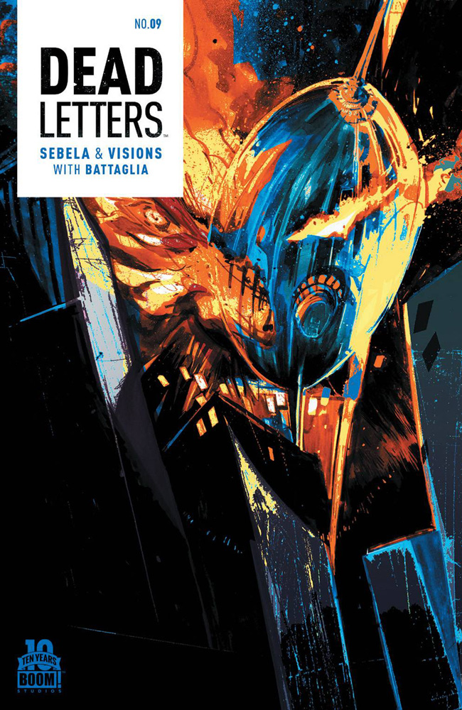 Image: Dead Letters #9 - Boom! Studios