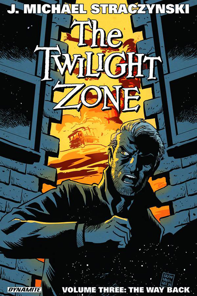 Image: Twilight Zone Vol. 03: The Way Back SC  - Dynamite