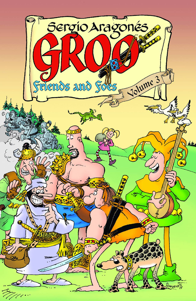 Image: Sergio Aragones' Groo: Friends and Foes Vol. 03 SC  - Dark Horse Comics