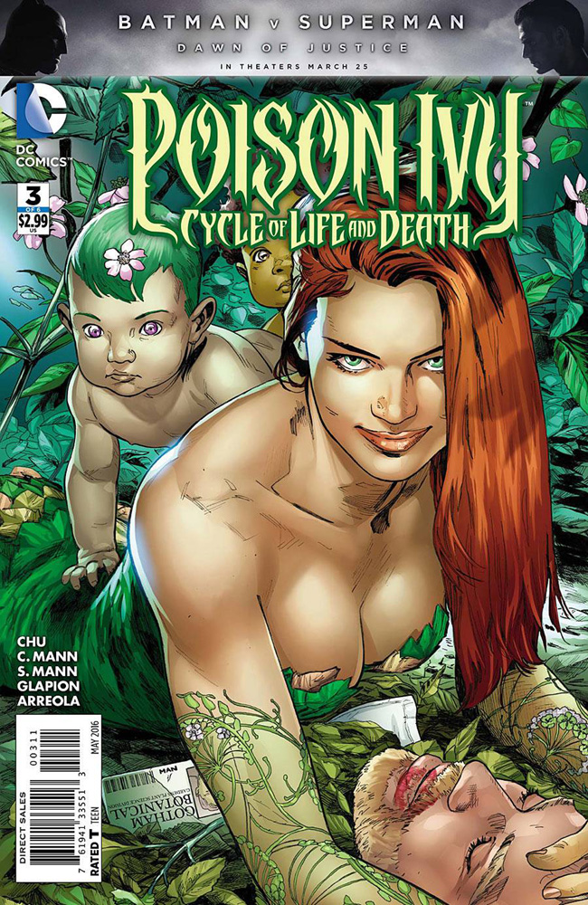 Image: Poison Ivy: Cycle of Life and Death #3 - DC Comics
