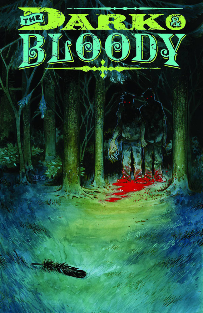 Image: Dark and Bloody #2 - DC Comics - Vertigo