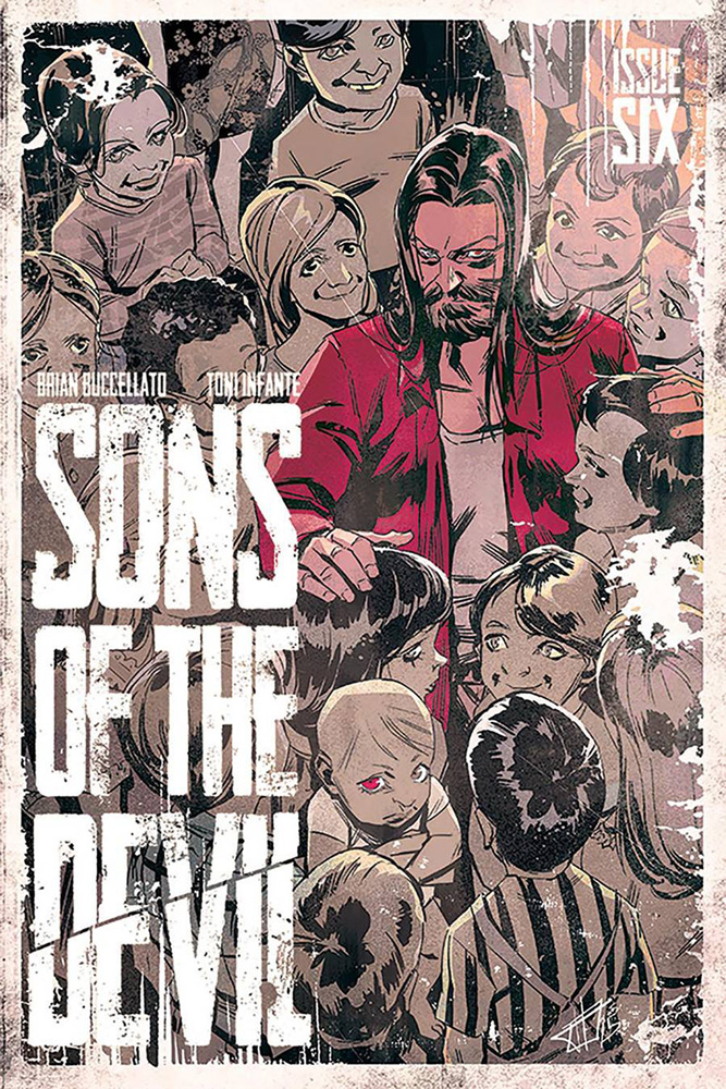 Image: Sons of the Devil #6 - Image Comics