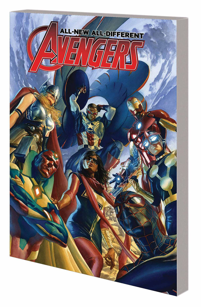 Image: All-New, All-Different Avengers Vol. 01: The Magnificent Seven SC  - Marvel Comics