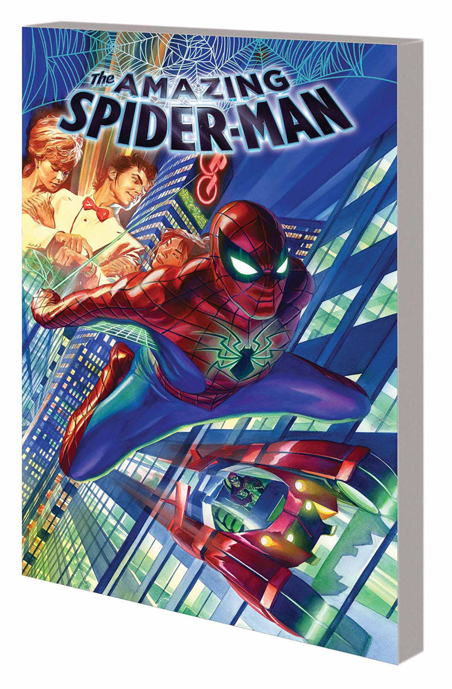 Image: Amazing Spider-Man: Worldwide Vol. 01 SC  - Marvel Comics