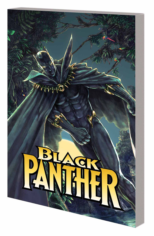 Image: Black Panther by Christopher Priest: The Complete Collection Vol. 03 SC  - Marvel Comics