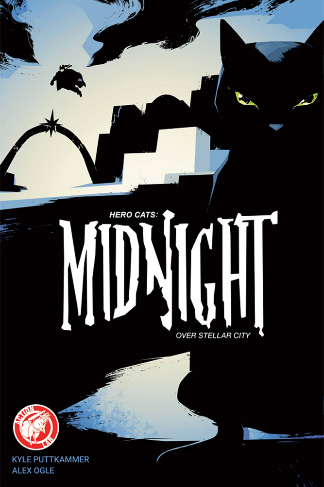 Image: Hero Cats: Midnight Over Stellar City SC  - Action Lab Entertainment