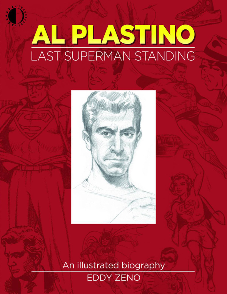 Image: Al Plastino: Last Superman Standing SC  - Twomorrows Publishing