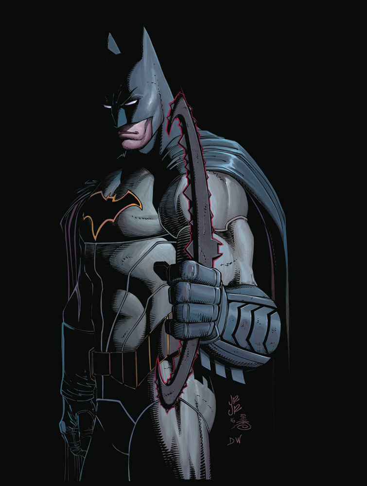 Image: All-Star Batman Vol. 01: My Own Worst Enemy  (Rebirth) HC - DC Comics