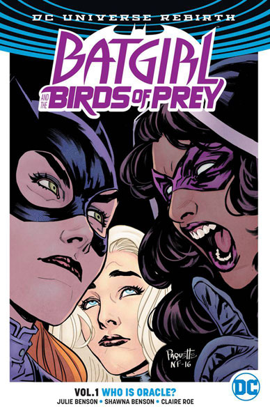 Image: Batgirl and the Birds of Prey Vol. 01: Who Is Oracle? SC  - DC Comics