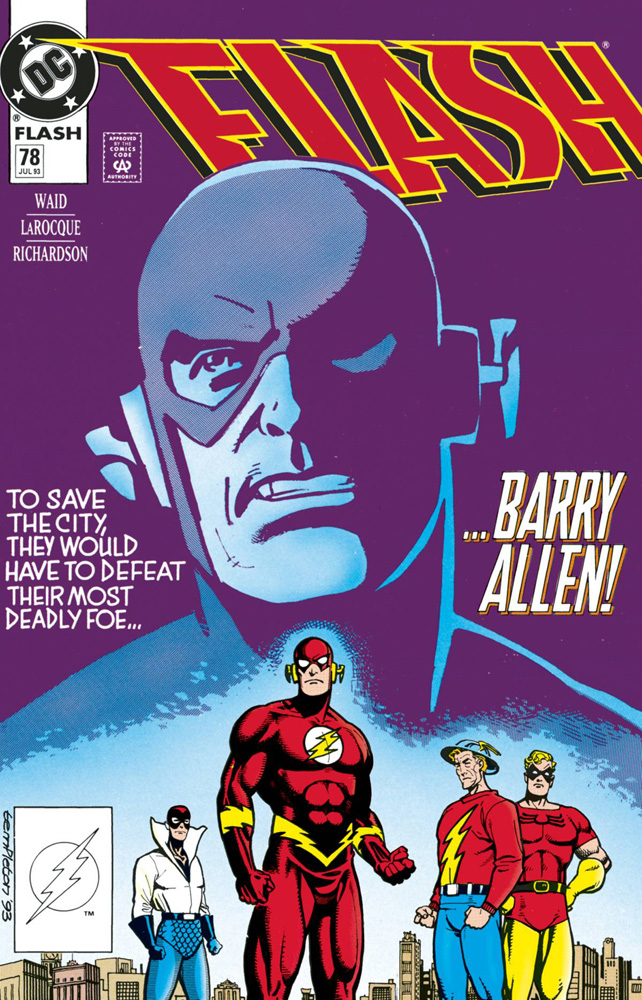 Image: Flash by Mark Waid Vol. 02 SC  - DC Comics