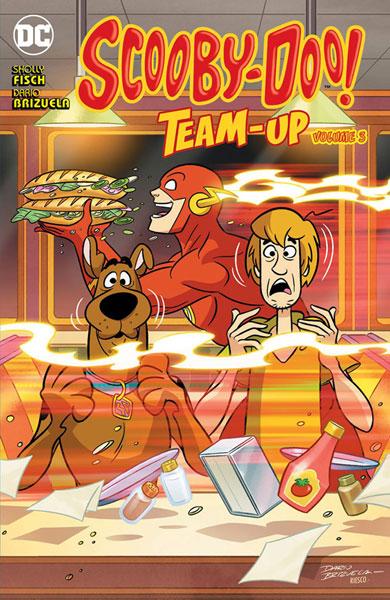 Scooby Doo-Team-Up Vol. 3