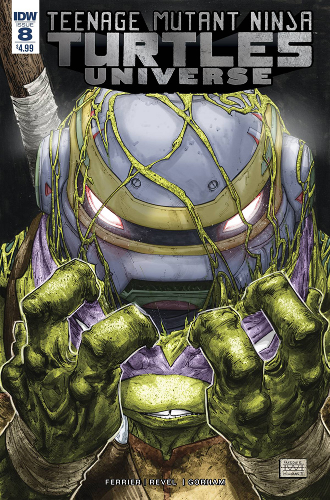 Image: Teenage Mutant Ninja Turtles Universe #8  [2017] - IDW Publishing
