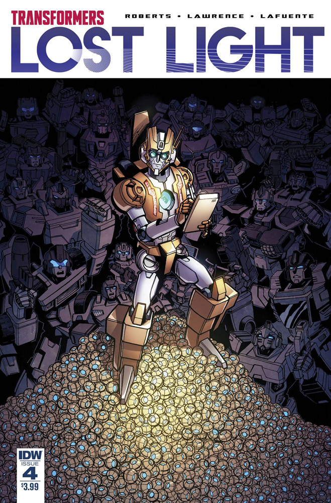Image: Transformers: Lost Light #4  [2017] - IDW Publishing