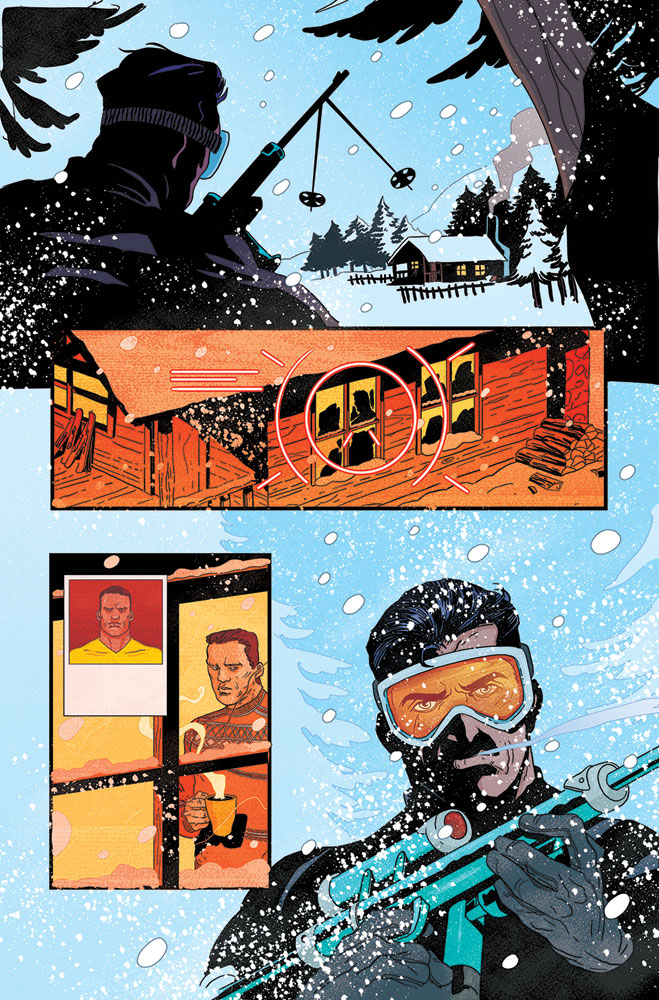 James Bond Vol. 02 #1 (Reardon virgin incentive cover - 01081) (30-copy)  [2017] - Dynamite